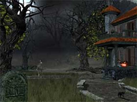 good warez blog: free halloween screensavers 3d