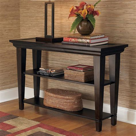 console table easton console table bassett furniture