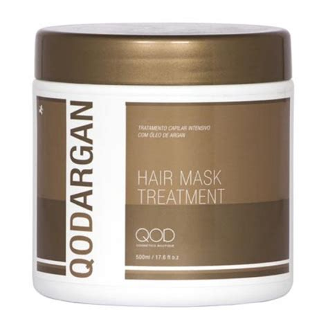 qod argan hair mask 17 6 oz