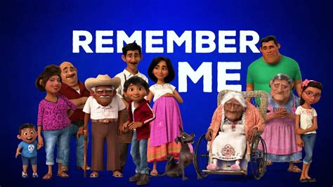 coco remember me lyrics remember me d 250 o from quot coco quot official lyric video