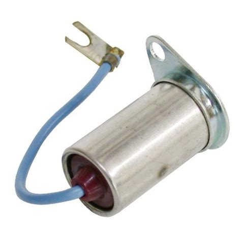 capacitor on ignition coil 63 67 ignition coil capacitor sb corvette parts