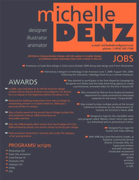 Creating A Damn Resume by 17 Best Images About Creatief Solliciteren On