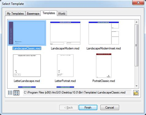 Layout Templates Arcgis | source for arcgis layout templates geographic