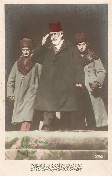 last ottoman caliph ottoman empire last caliph abdulmejid effendi r 1922