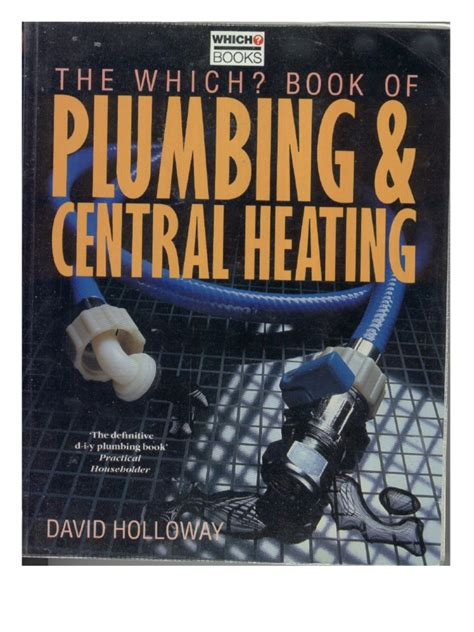 Best Plumbing Book by Plumbing Book