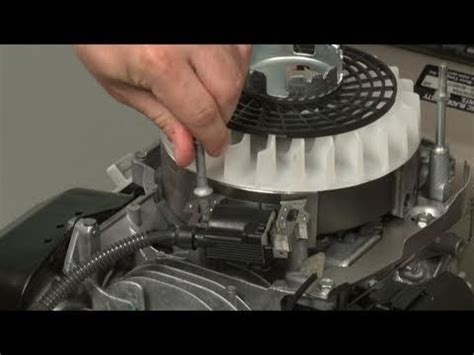 lawn mower engine ignition coil replacement – honda small
