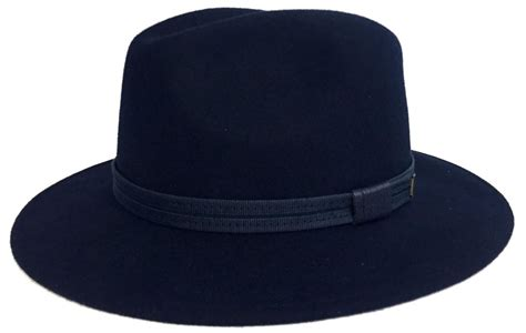 cap lavello hatter faustmann lavello pinch crown marinebl 229