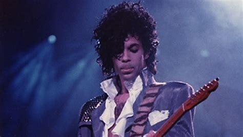Prince On The prince live at capitol theatre 1982