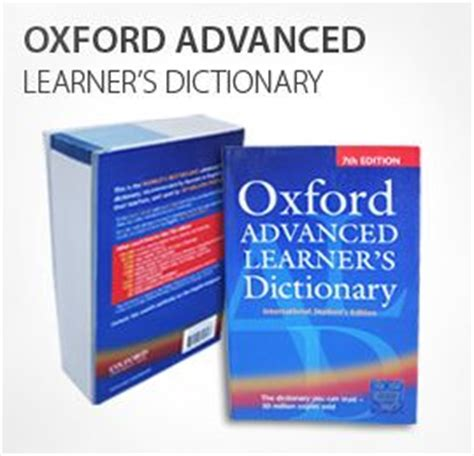 Oxford Advanced Leaners Dictionary oxford advanced learner s dictionary 8th