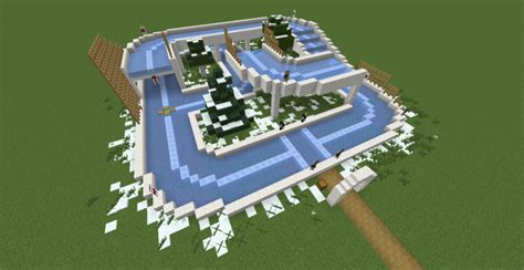 boat racetrack minecraft project - Minecraft Boat Track