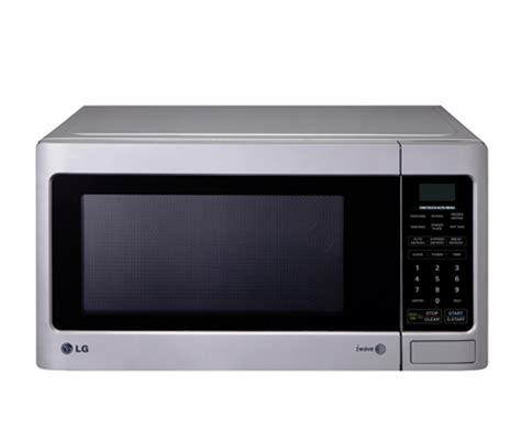 Microwave Lg Ms2042d 30 litre silver microwave oven lg