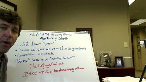 alabama housing finance authority why the alabama housing finance authority step up loan may be the perfect fit for you youtube