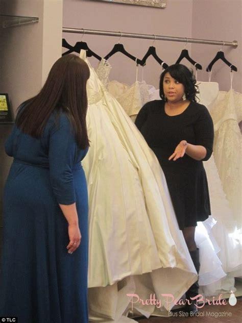 Designer Wedding Dresses Tlc by 11 Best Tlc S Curvy Brides Images On Curvy