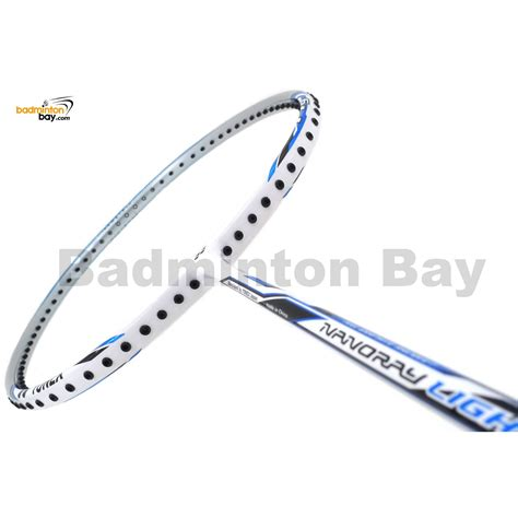 yonex nanoray light 4i iseries nr lt4iexf white blue
