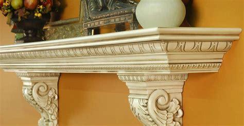 Cheap Fireplace Mantel Shelf by Fireplace Mantel Shelf Custom Make Wooden Fireplace