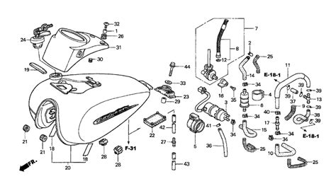 honda vt500 ignition wiring diagram honda wiring