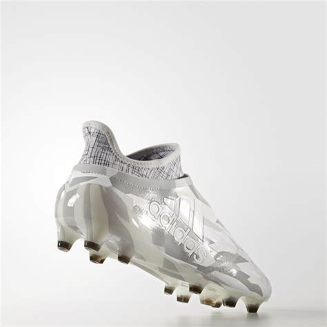 Adidas X 16 Camo Pack Purechaos White Grey adidas camo pack limited collection footy boots