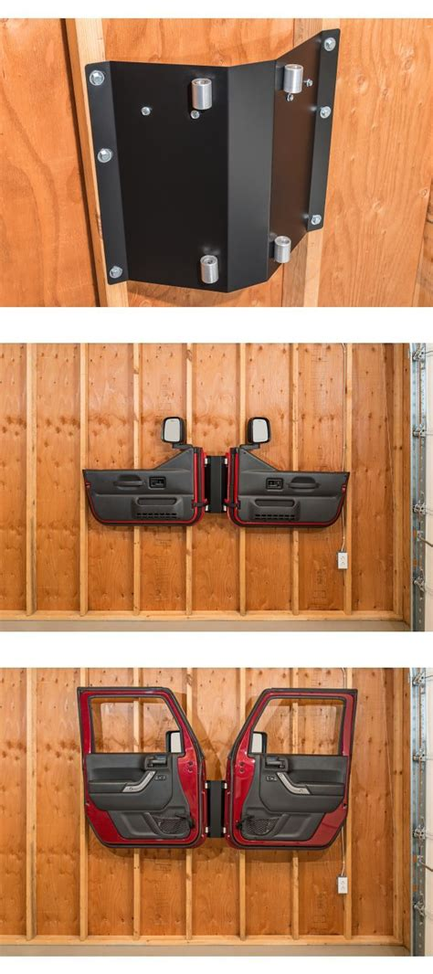 jeep wrangler storage ideas the 25 best jeep doors ideas on diy jeep
