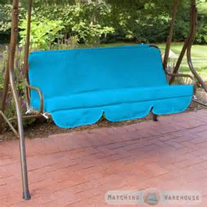 Outdoor Swing Cushions With Backs Replacement Cushions For Swing Seat Hammock Garden Pads