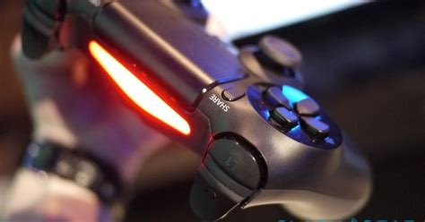Ps4 Controller Light Colors by Sony Ps4 Dualshock 4 Controller Lightbar Cannot Be Shut