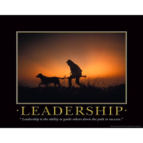 Hunting And Fishing Home Decor by Wildlife Legends Art Quot Leadership Quot Framed 11x14