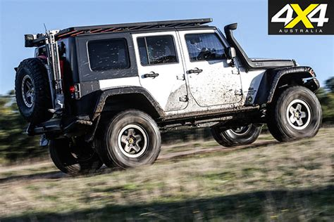 Aev Jeep Australia Jeep Wrangler Jk V8 Hemi V8 Put To The Test
