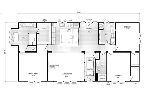 Clayton Homes Interior Options 100 cavalier mobile home floor plans dynasty series
