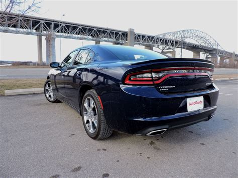 Dodge Charger by 2016 Dodge Charger Sxt Awd Review Autoguide News