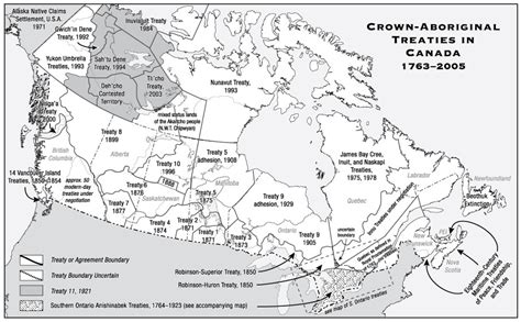 Outline The Non Territorial Terms Of The Treaty Of Versailles by Maps Of Treaty In Canada