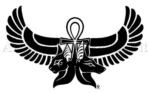 anubis bastet egyptian tattoo design anubis bastet by wildspiritwolf on deviantart