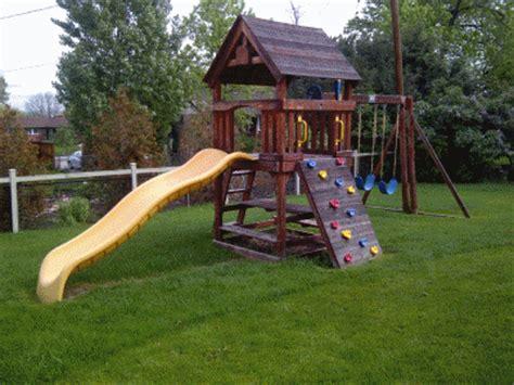 rainbow swing sets costco denverfixit com swing set play set installations