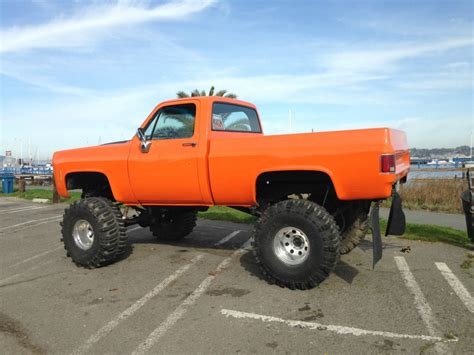 chevy lifted 1973 chevrolet 4 x 4 lifted for sale