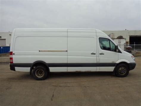 buy car manuals 2010 mercedes benz sprinter electronic valve timing find used 2010 mercedes benz sprinter 3500 extended cargo van turbo diesel no reserve in
