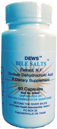 Bile Salts Liver Detox by Detoxification Products Including Oxy Powder Colon
