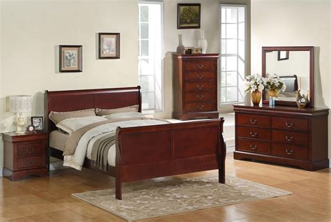 standard furniture lewiston full bedroom group dunk