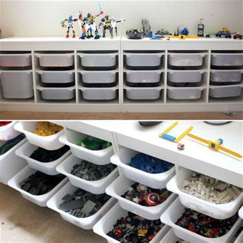 playroom storage containers 53 best brick storage solutions images on pinterest lego