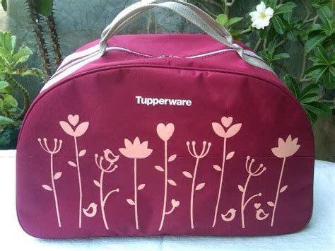 Tas Kitbag Tupperware Am tupperware tas tupperware