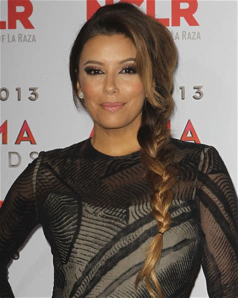celeb hairstyle of the week: eva longoria