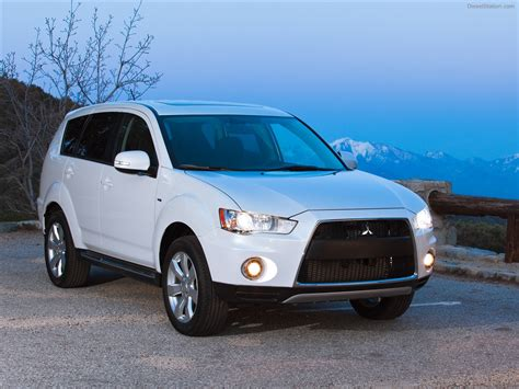 2010 Mitsubishi Outlander by Mitsubishi Outlander Gt 2010 Car Picture 13 Of 28
