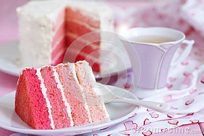 rosa kuchen rosa ombre kuchen lizenzfreies stockbild bild 28192456