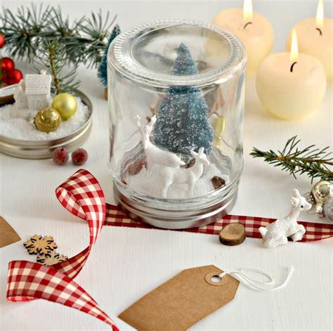 diy euer winterwonderland im glas selbstgemachtes