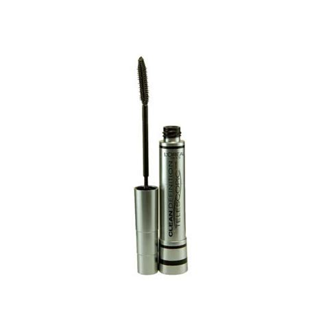 Loreal Telescopic Mascara Clean Definition Expert Review by L Or 233 Al Telescopic Clean Definition Mascara Beautylish