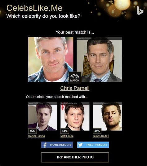 what celeb do i look like app microsoft s celebslike me tells you which celebrity you