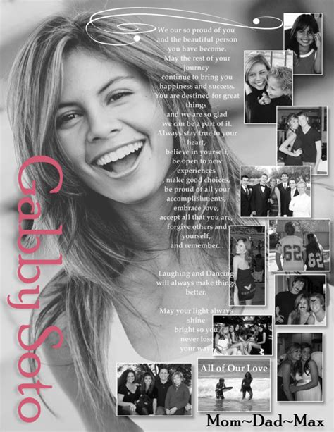 layout yearbook page quotes for yearbook pages quotesgram