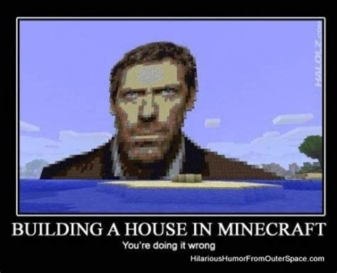 things to know when building a house minecraft memes 7 minecraft blog