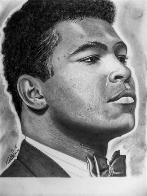 Pencil Alis 34 best images about remembering muhammed ali on
