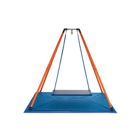 sensory swing frame haley s joy small platform board for frame 3 swings