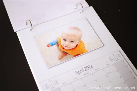make my own photo calendar hp photo creations
