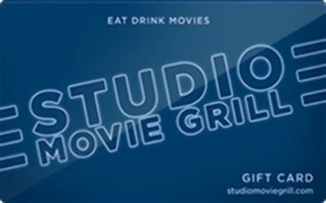 studio movie grill gift card check your balance online raise com - Studio Movie Grill Gift Cards