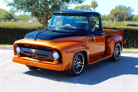 1956 Ford F100 1956 ford f100 stock 56f100 for sale near